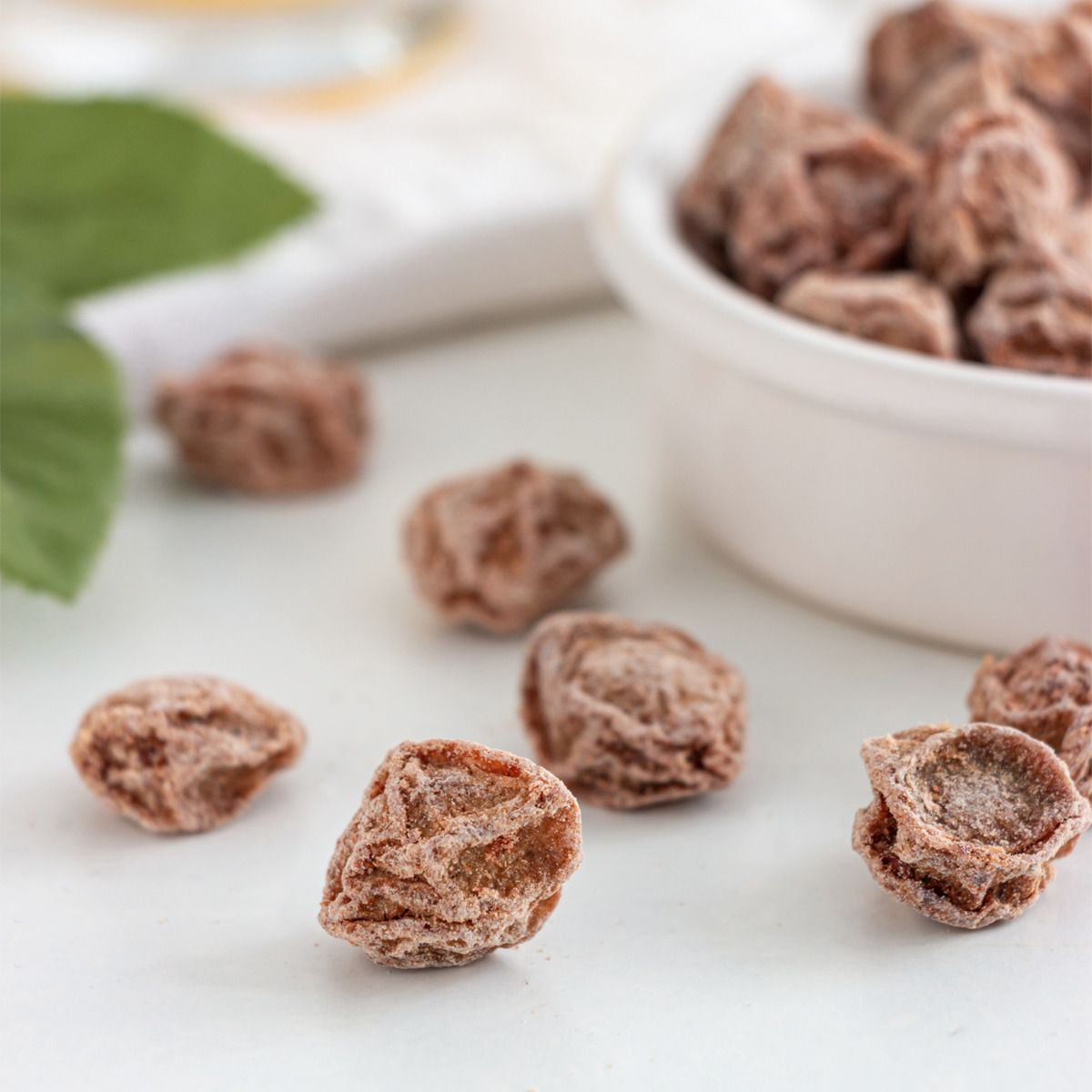 Dried Cured Prunes - Small (150g) | Nature Foods UK