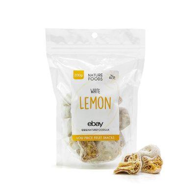 White Lemon (200g) | Nature Foods UK