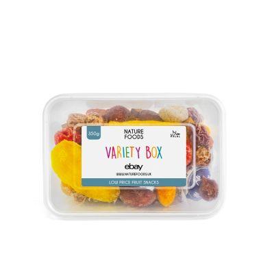 Variety Box (350g) | Nature Foods UK