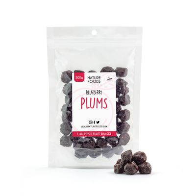 Blueberry Plums