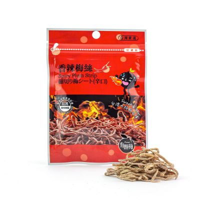 Spicy Plum Strips